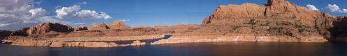 San Juan River Panorama