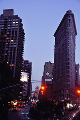 the flat iron building photo by lisa marie R.