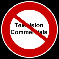 no commercials