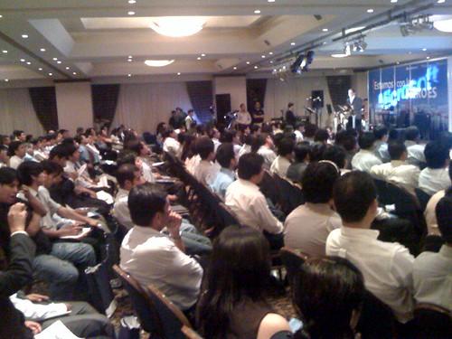 Launch Heroes 2008 Keynote 1