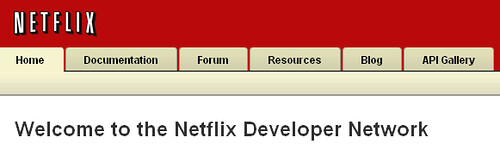 Netflix API is Here!