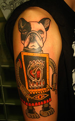 bullrobot photo by DENOTATTOO