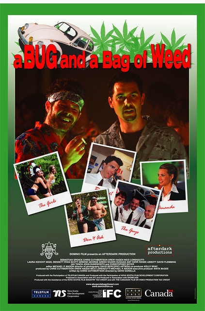 A Bug and a Bag of Weed movies in USA