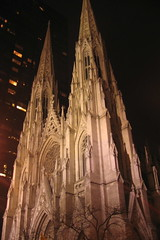 St. Patrick's Cathedral, New York photo by Mike G. K.