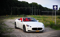 Maserati GranCabrio photo by Willem Rodenburg