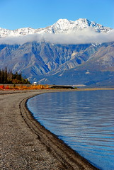 Yukon, Lakes and Mountains photo by Ballygrant Boy