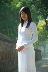 áo dài là mãimãi photo by love_aodai