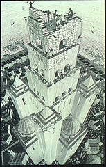 Escher, Tower of Babel