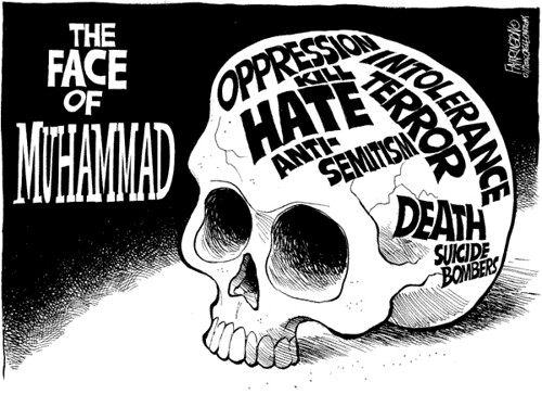 The Face of Muhammad