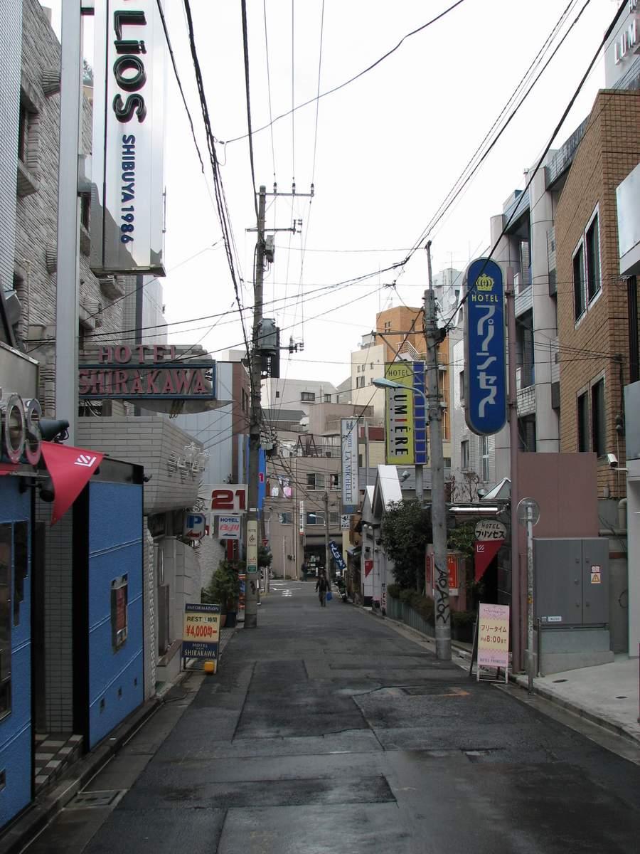 Shibuya, Tokio