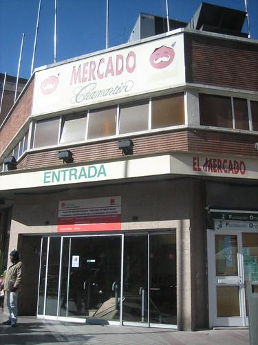 Mercado Chamartín
