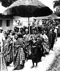 Northern chiefs Ghana 1954
