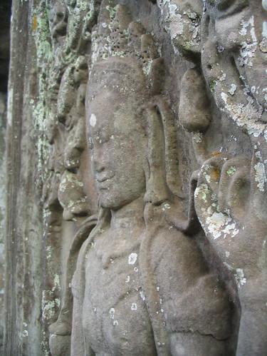 Bayon Apsara