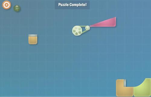 Bluepring Puzzle