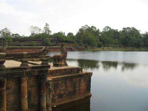 Angkor Wat Moat