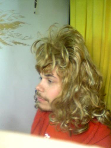 joe's new hair