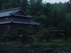 >Samurai style neighbors…