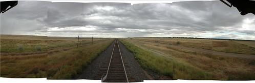 train panoram