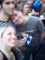 marco, disco & me. [things were getting kinda blurry.]