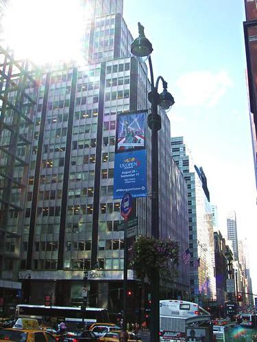 NY2005 USOpen Flag photo by OptioWP