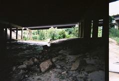 Under I-45