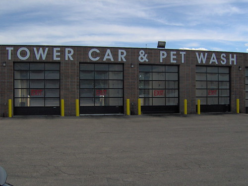 car and pet wash