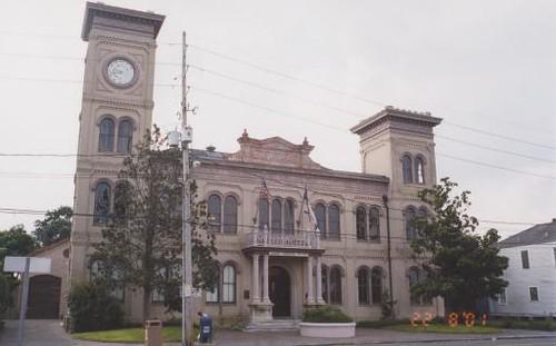 Algiers' Court House