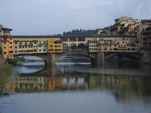 Pontevechio (Florencia) - Septiembre 2005