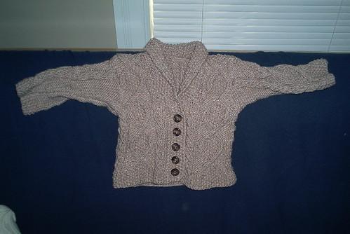 Brynne Baby Sweater