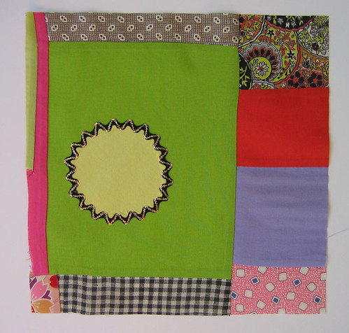 katrina quilt square