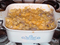 Sausage Mac & Cheese, Hot Out Of The Oven