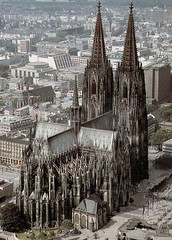 Cologne Cathedral, Cologne, Germany