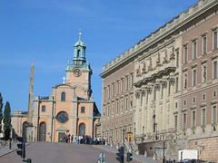 Stokyrkan, Stockholm, Sweden