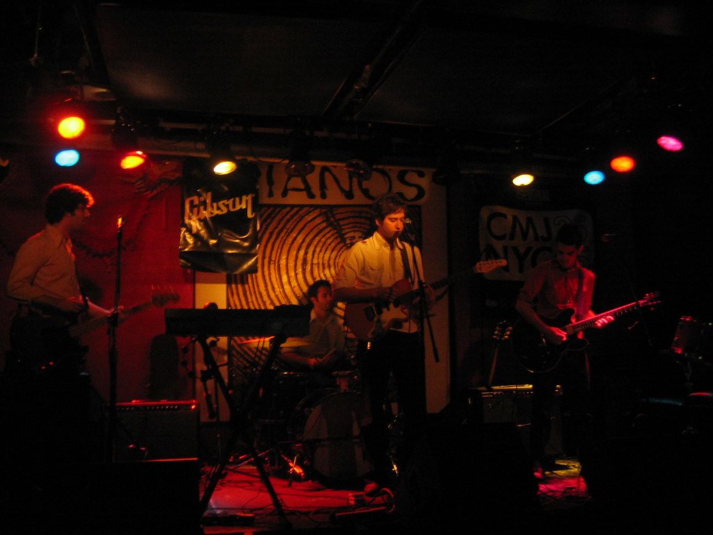 The Changes @ Pianos