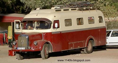 Caravana Mercedes