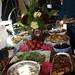 Breakfast @ Web of Change @ Hollyhock on Cortes Island