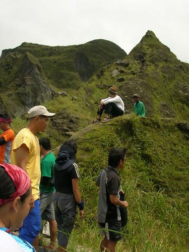 pinatubo on the move