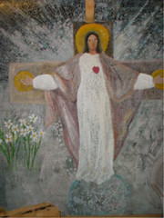 Mural at the Chapel