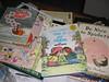 Some favorite kid's books
