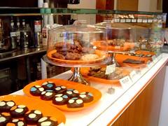 Chocolate Bar counter