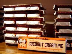 coconut cream pie chocolate