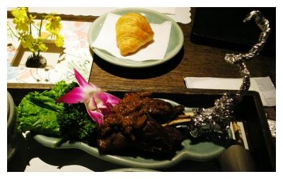 富貴陶園_東坡羊膝飯的主菜