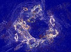 Apophysis-Blue sea