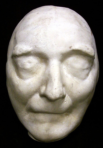 deathmask of jonathan swift
