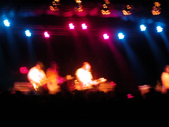 a blurry and unfortunately boring built to spill