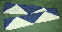 2-color multidirectional scarf