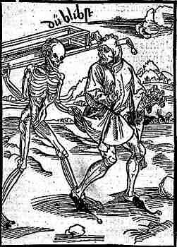 death_and_the_fool_Albrecht_Durer_1507