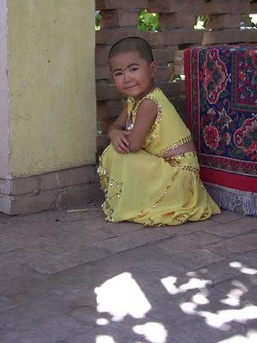 Turpan girl