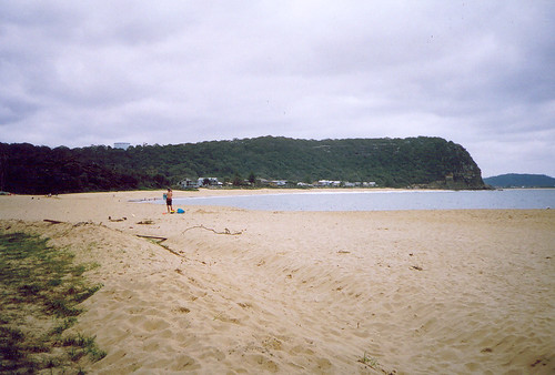 Pearl Beach Looking North