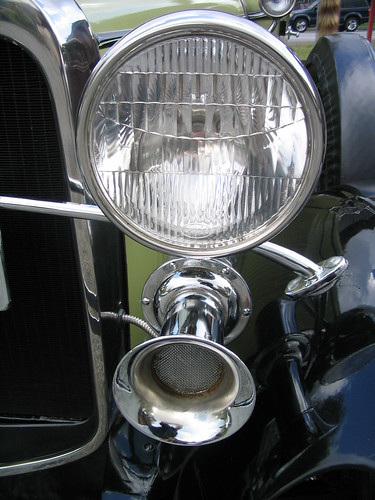 Model A Headlight